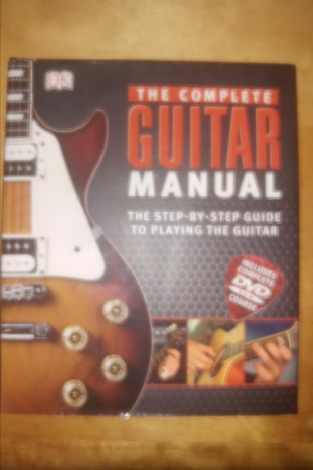 The Complete Guitar Manual Book