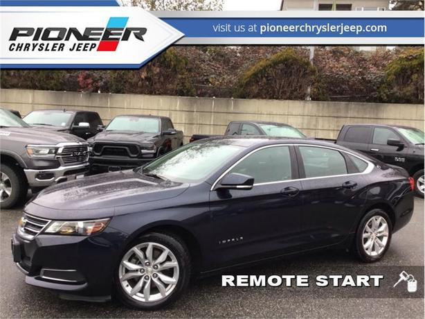 2016 Chevrolet Impala LT  - Touch Screen -  Bluetooth