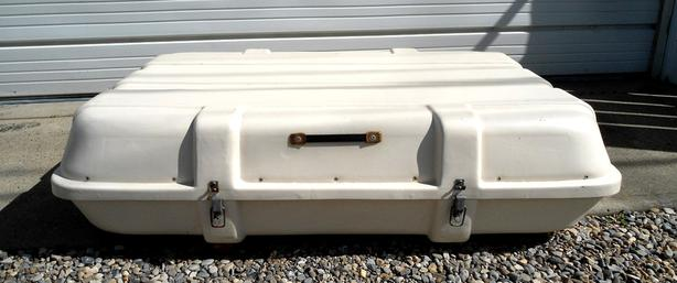ROOF TOP STORAGE / CARGO CARRIER