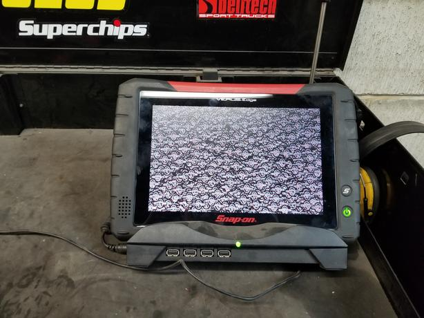 Snapon Scanner