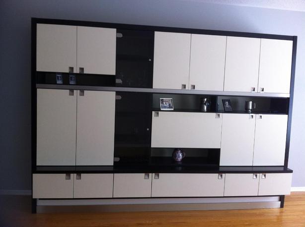 Post Modern Style wall Unit