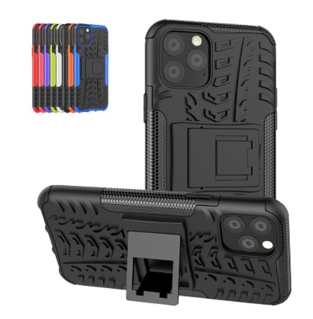 Rugged Armor Heavy Duty Hybrid Stand Case for IPhone 11