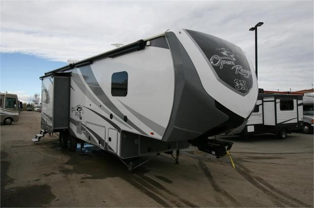 2017 Highland Ridge RV OPEN RANGE 3X309RLS