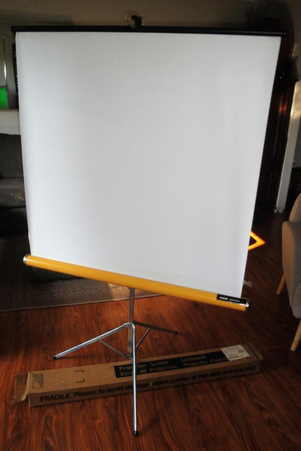 WANTED: Used Projector Screen