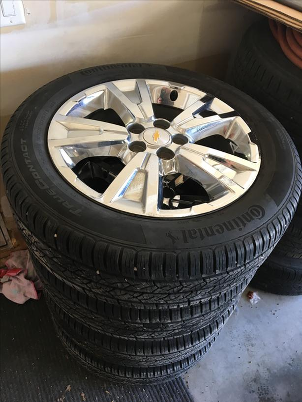 Tires and Rims with sensors