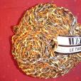 10 BALLS OF WELCOMME LE TWEED BRILLANT WOOL
