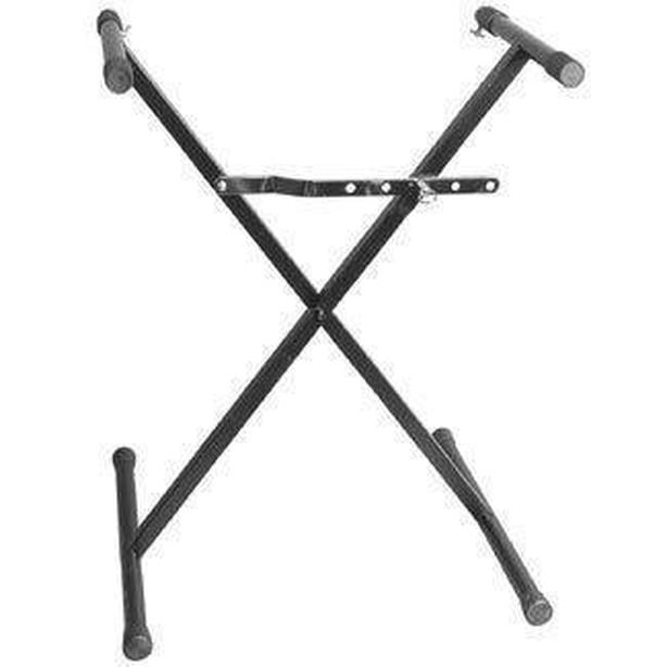 Yorkville Sound Heavy Duty Braced keyboard stand