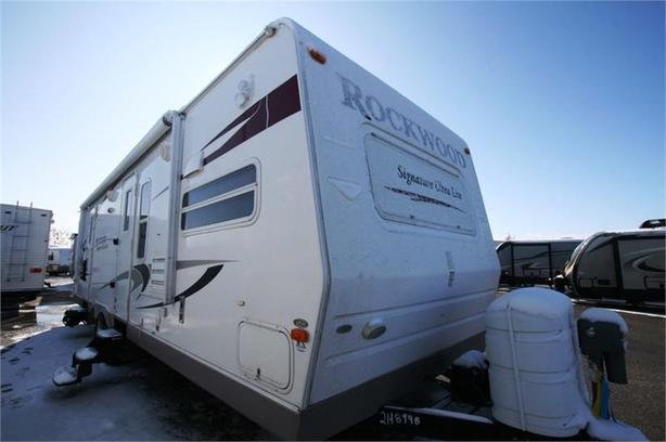 2009 Forest River ROCKWOOD 8315BSS