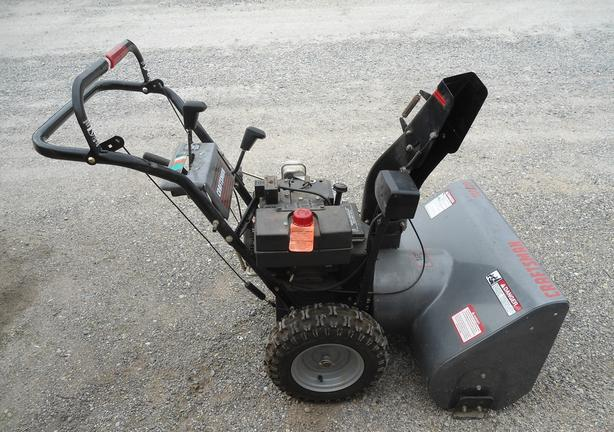 CRAFTSMAN 11 HP 29 INCH SNOWBLOWER