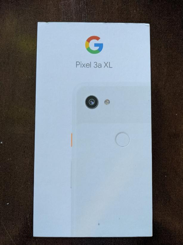 Brand New Unlocked Google Pixel 3a XL 64GB Clearly White