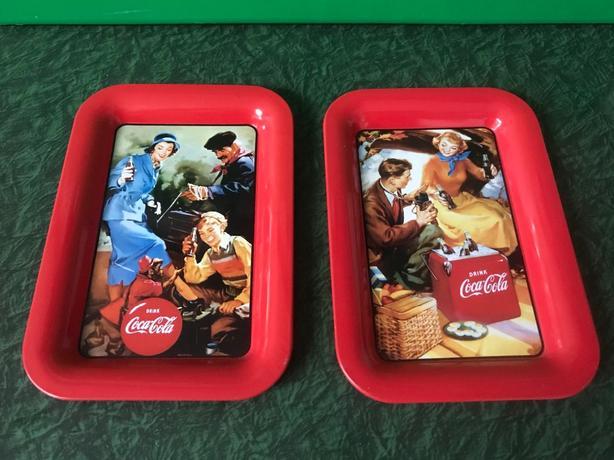 Mini coke trays