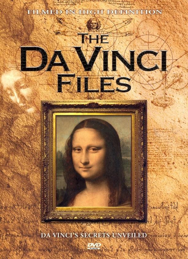 The Da Vinci Files (DVD, 2008, 5-Disc Metal Box Set)