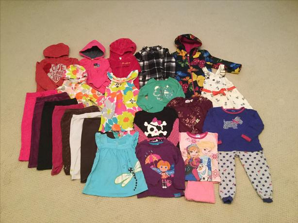 Girls Spring/Summer Assorted Clothing 18 - 24 months