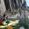 Wilderness kayak expedition in the Northwest Territories