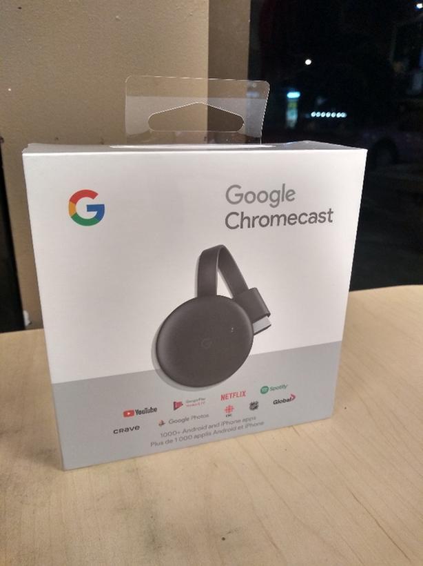 Google Chromecast 3 Dongle