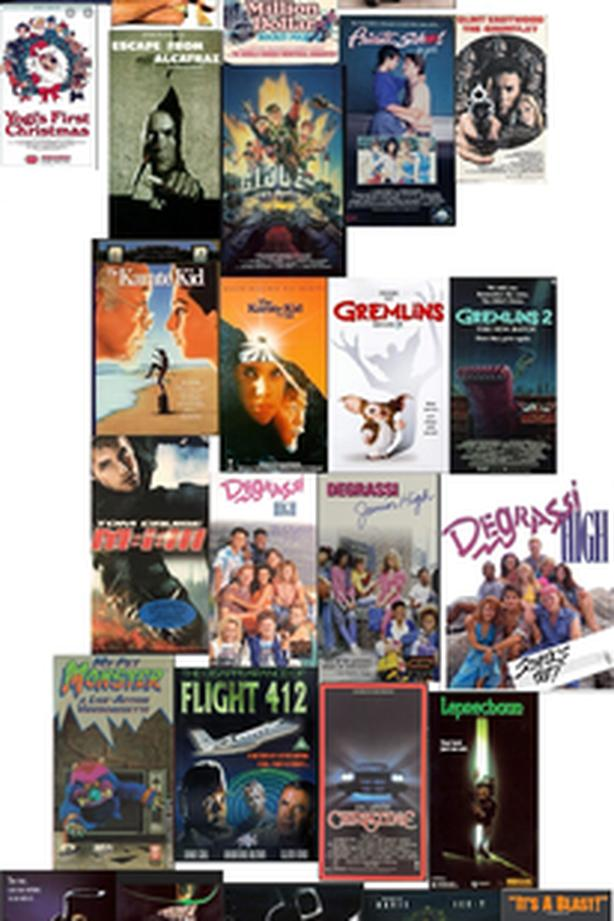 Wanted: Looking For THESE VHS Movies