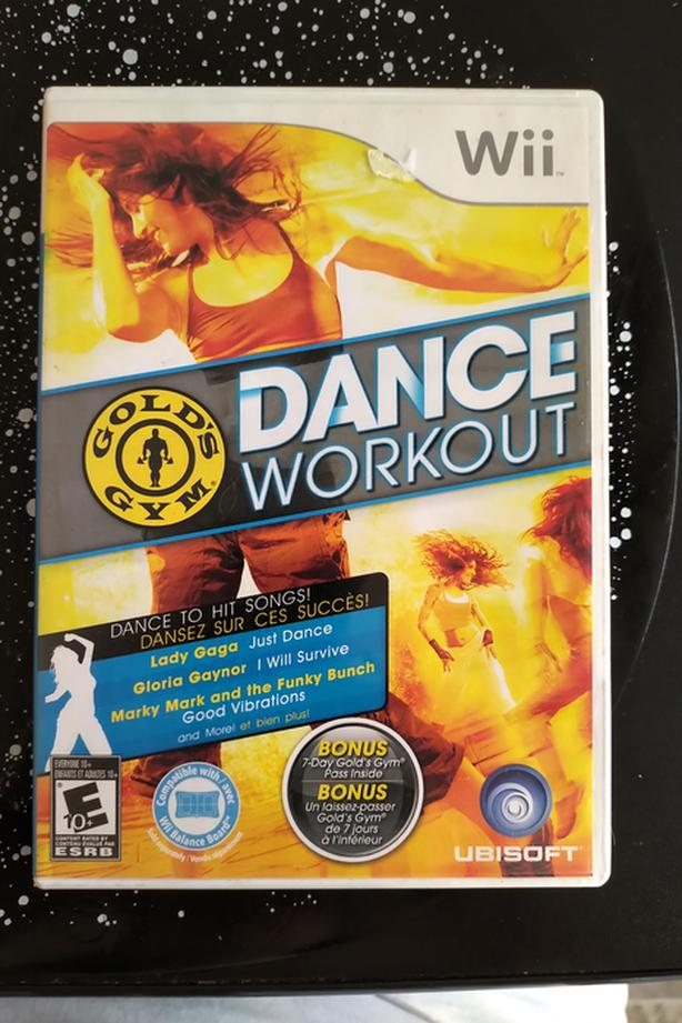 Wii Dance Workout
