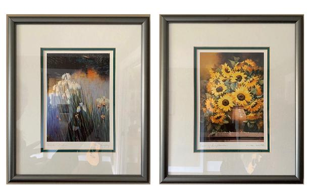 Art, Set of two, one by each Victor Santos & Greg Singley