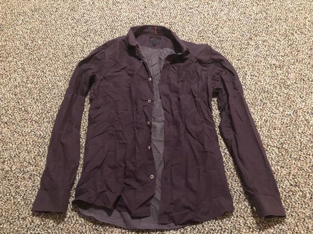 RW&Co dress shirt - size small