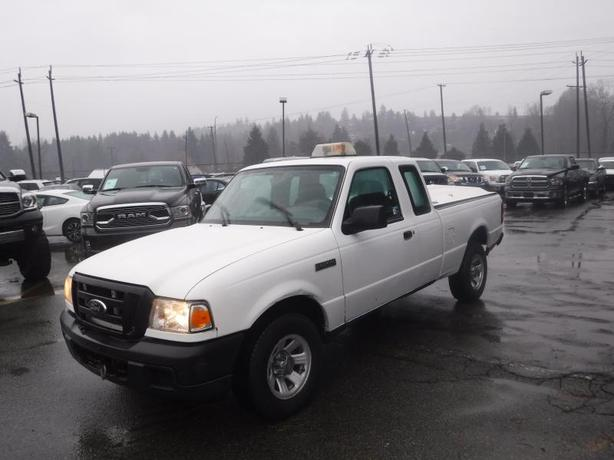 2006 Ford Ranger Sport SuperCab 4-Door 2WD with Tonneau Cover