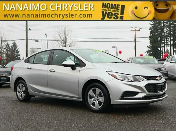 2018 Chevrolet Cruze L One Owner No Accidents