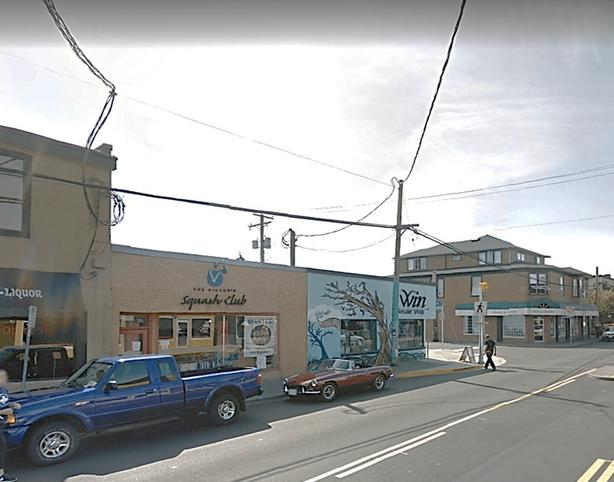 Commercial Space For Lease at 1811 Cook Street