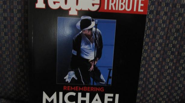 PEOPLE TRIBUTE TO MICHAEL