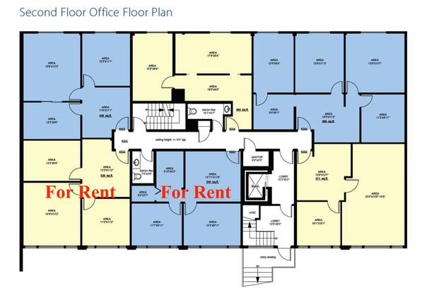 Office space for lease with flexible terms