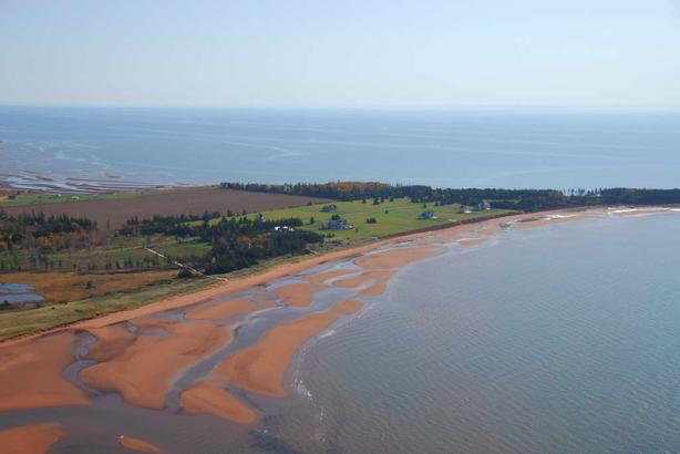 Sunset Dunes Exceptional Waterfront Cape Traverse PEI Canada