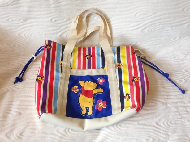 ~*~ Beautiful Winnie the Pooh Bag ~*~