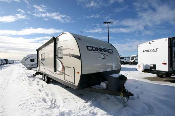 2016 KZ RV SPREE CONNECT 260RKS