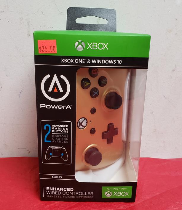 Brand New Enhanced Xbox One Wired Controller
