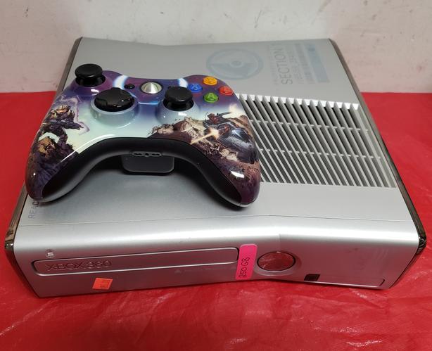 Xbox 360 250GB Slim Console - Halo Reach Edition