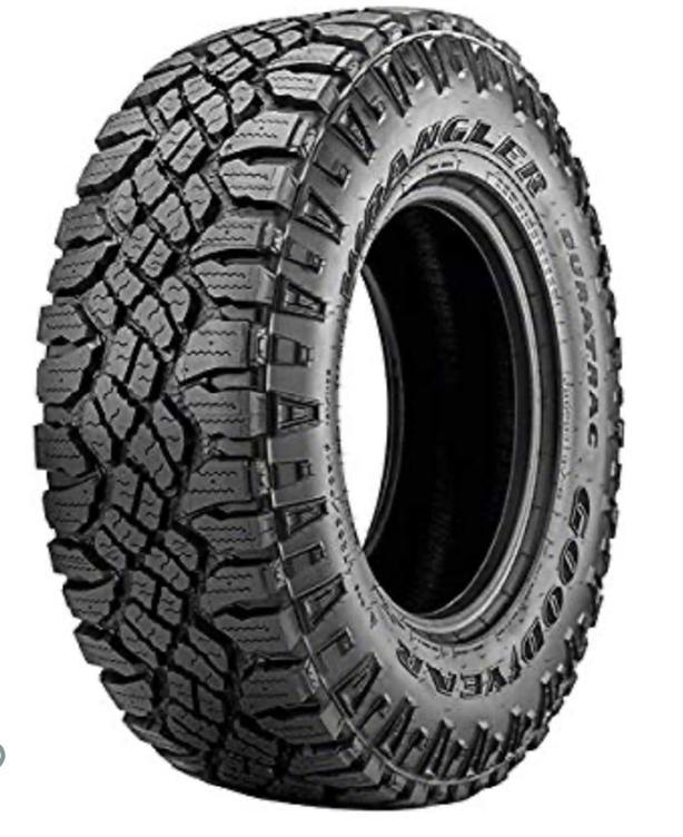 WANTED: all terrain 285/75r16 tires