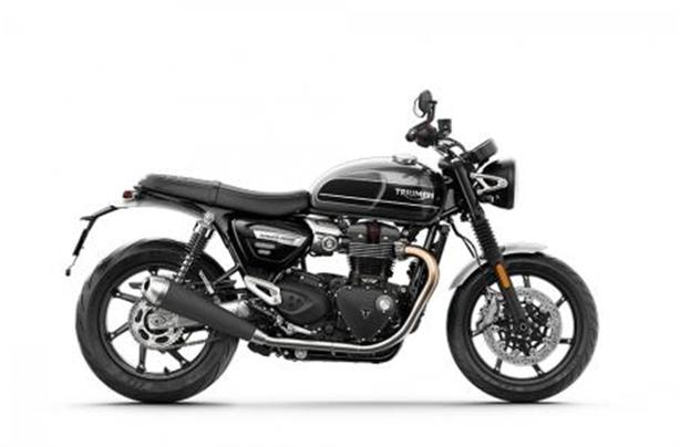 2019 Triumph Speed Twin (Two-Tone)