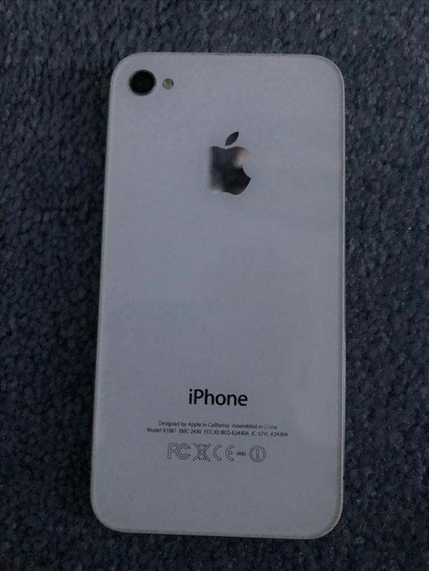 16 GB iPhone 4s