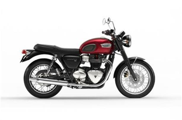2020 Triumph Bonneville T100 (Color)