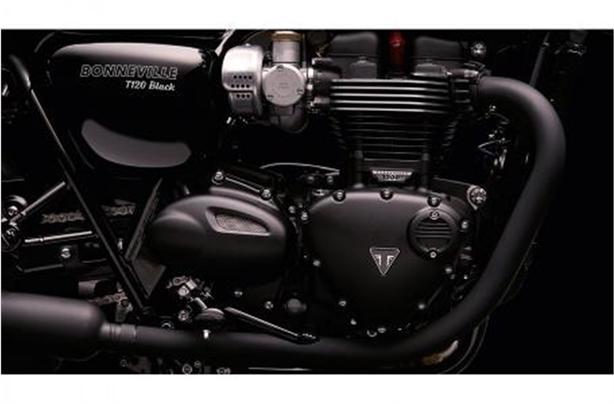 2020 Triumph Bonneville T120 ACE