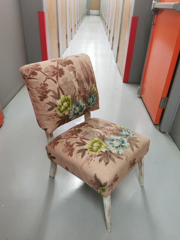 Conversation piece Vintage chair