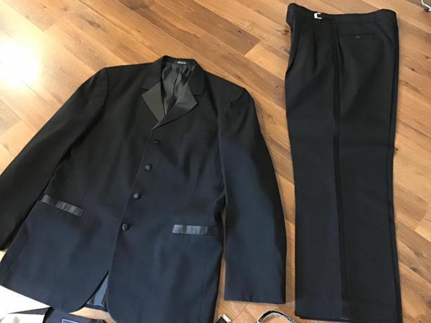 Black Tuxedo (Raffinati brand)