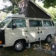 Westy camper van
