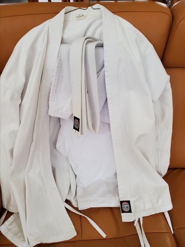 Mikado Martial Arts Gi Outfit