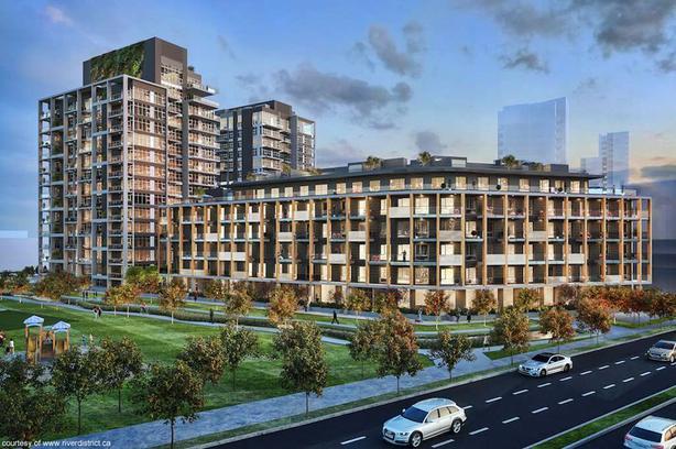 River District Brand New 2 Bed 2 Bath Condo w/ 110sf Balcony @Avalon 2