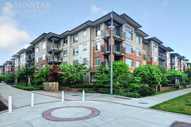 West Cambie 2 Bed 2 Bath Spacious Condo w/ Balcony @ Meridian Gate