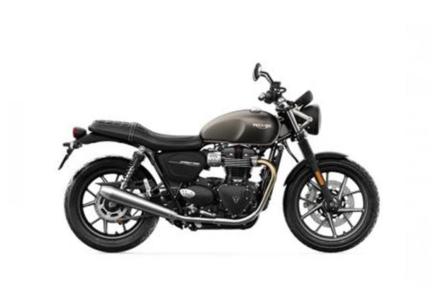 2020 Triumph Street Twin (Color)