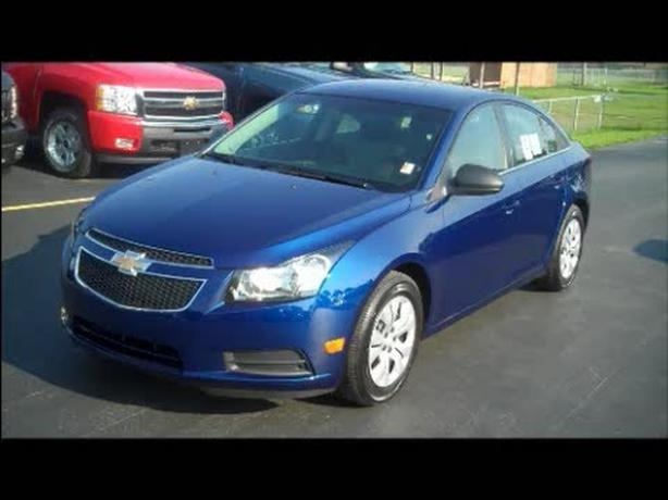REDUCED 2012 Chevrolet Cruise LT Turbo 6 spd Williams Colwood