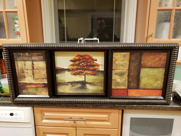 FREE: 3 panel wall art