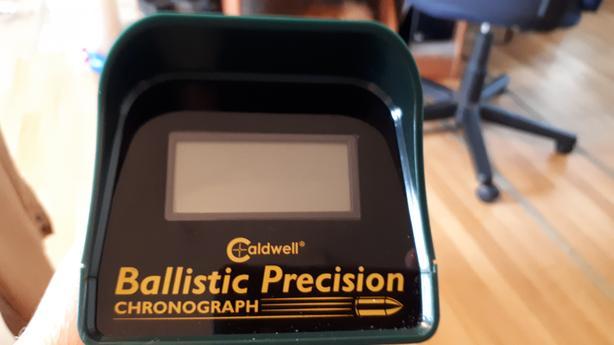Ballistic Precision Chronograph for sale.