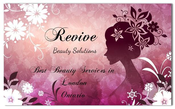 Revive Beauty Solutions | Spa London ON - revivebeautysolution.ca