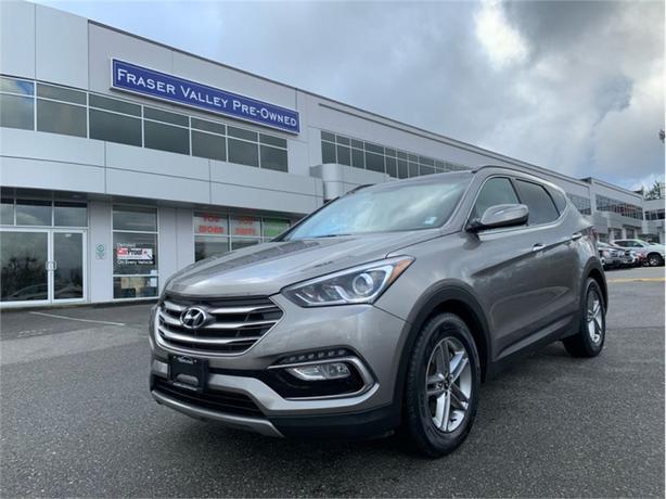 2018 Hyundai Santa Fe Sport Luxury AWD  - $196 B/W